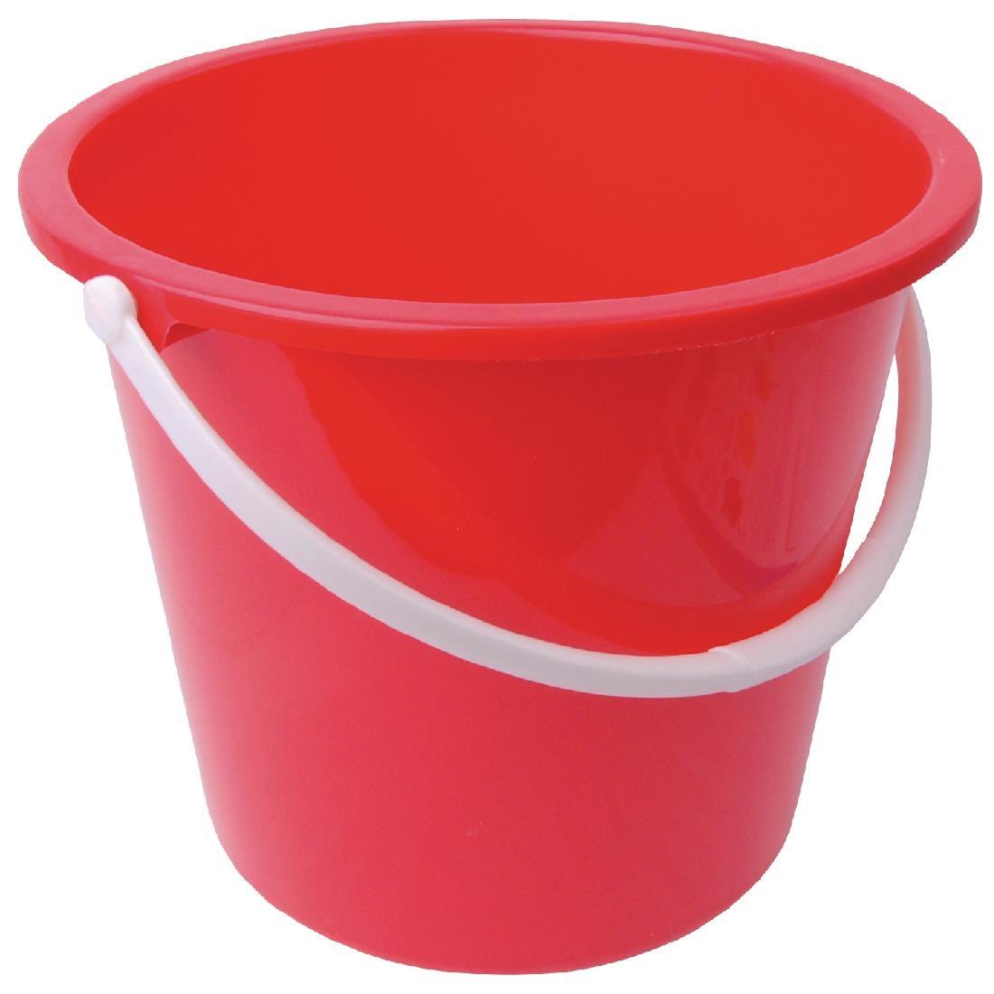 jantex round plastic bucket