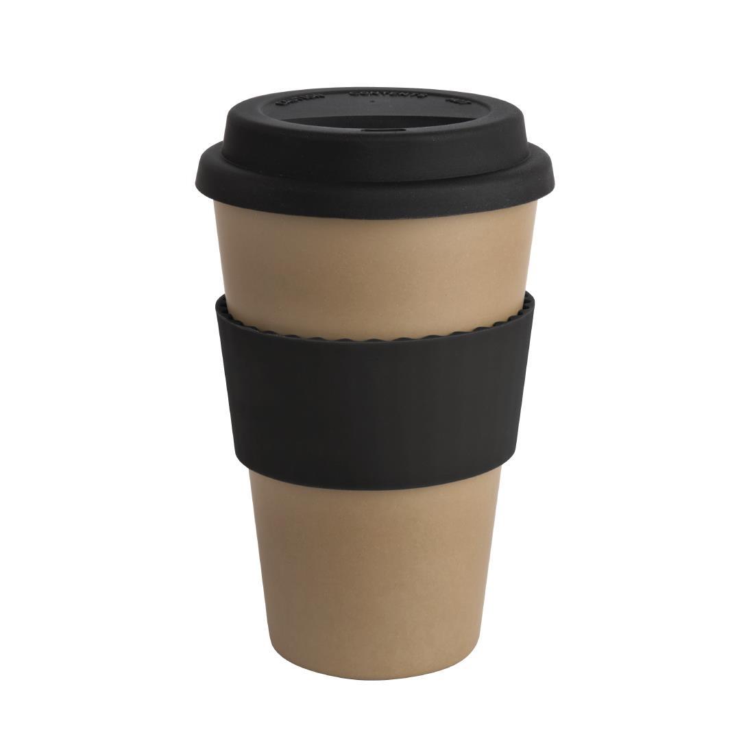 olympia bamboo reusable coffee