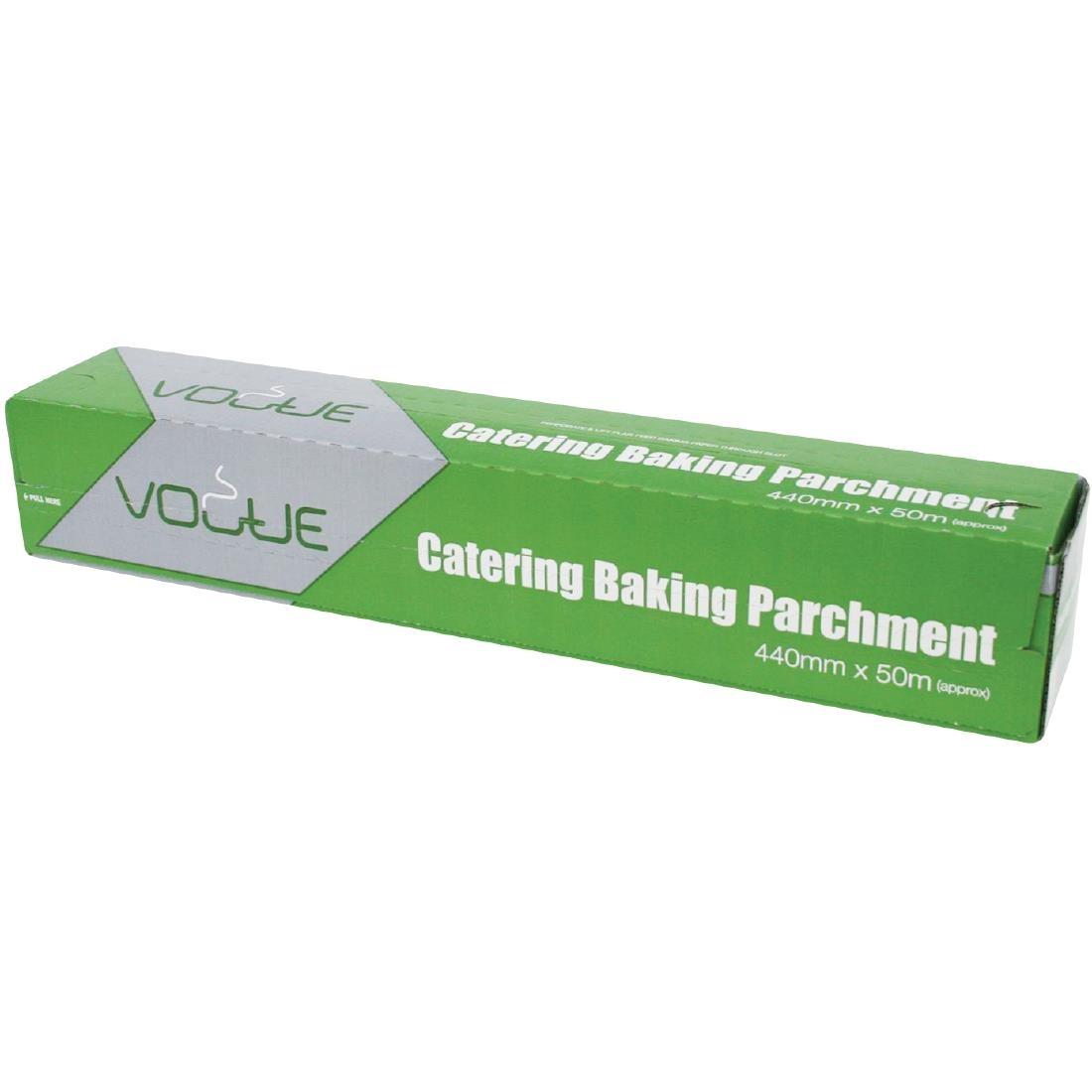 vogue baking parchment paper