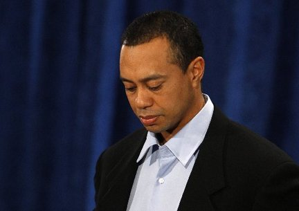Tiger Woods Press Conference