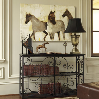 Interior Design Equestrian Style Kentucky Derby Means