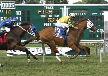 Monmouth Park: Eldaafer is back, and looking for redemption in ...