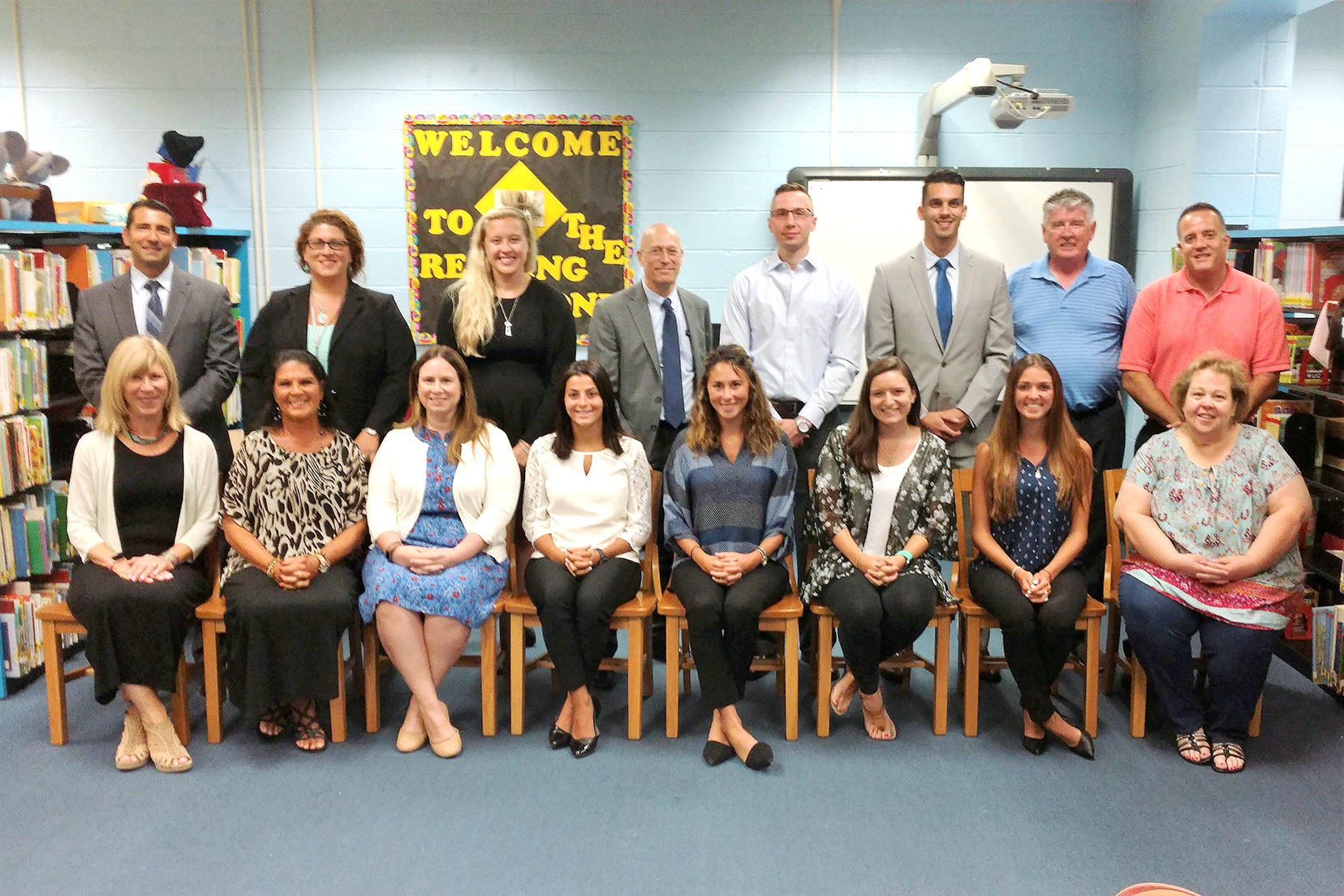 2 new STEM teachers join Secaucus Middle School staff   NJ.com