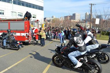 2nd Annual Motorcycle Gift Rally
