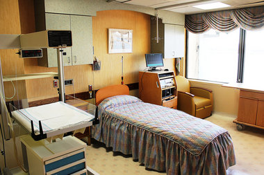 Maternity Comfort Is Hospitals Big Focus