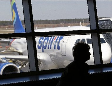 Spirit Airlines Resumes Flights Between Atlantic City And