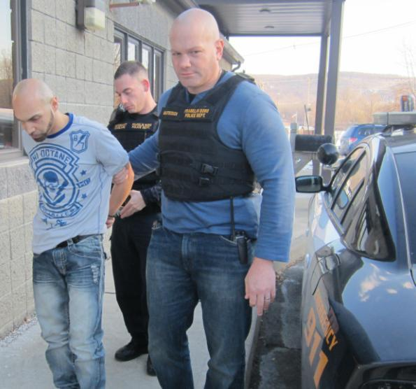 Franklin Borough Man Arrested In Major Sussex County