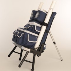 Folding Chair Fishing Pole Holder Inglesina High Recall Washington Man Designs Surf System Backpack For Mobility In Ted Blake Of Designed A Product That Made Easier Pictured Is The Coastline Courtesy Photo Warren Reporter