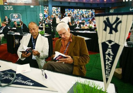Yankees draft table first round Gene Michaels Roy White