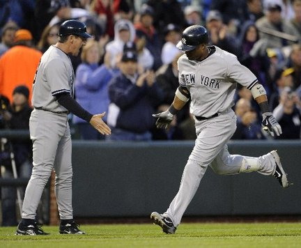 Yankees' Robinson Cano