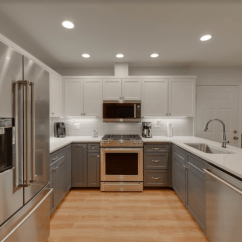 Kitchen Reface Cabinets Design With Islands Two Toned Nkba Transitional