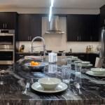 Two Toned Full Kitchen Remodel Nkba