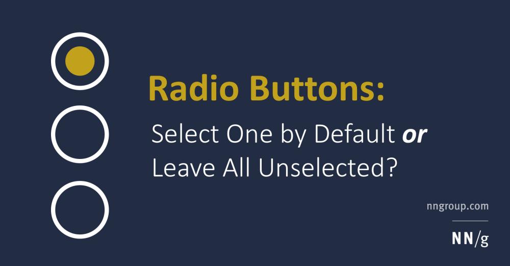 medium resolution of diagram of radio button form