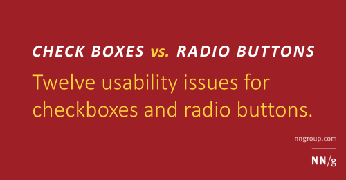 small resolution of radio buttons