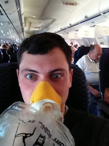 When Your Plane Drops 20000 Feet and Oxygen Masks Drop