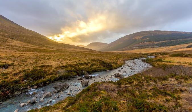 Fairy Pools Isle of Skye by Laurence Norah