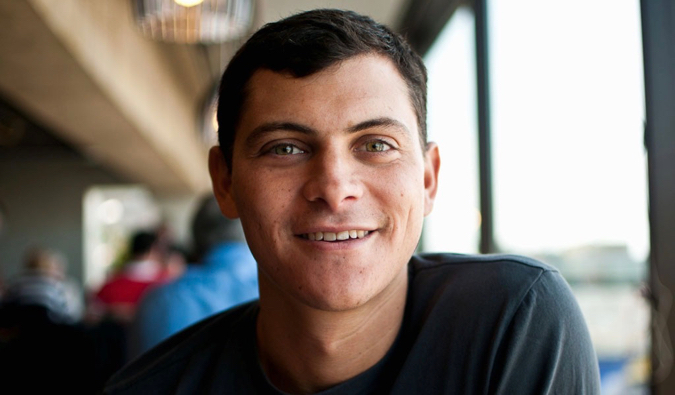 a photo of Nomadic Matt