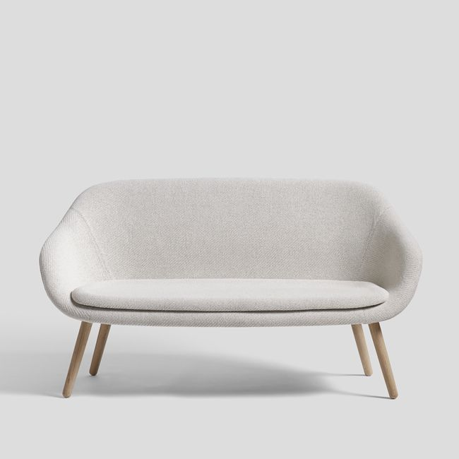 hay sofa kvadrat sofas in hyderabad nordicthink aal by has a base natural or black stained oak the shell is upholstered with fabrics designed hee welling