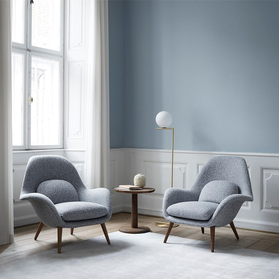 Nordicthink  Swoon lounge chair  Fredericia