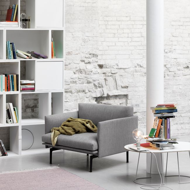 what to clean my leather sofa with natuzzi sofas canada nordicthink - outline chair | muuto