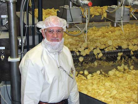 FritoLay Chips Away at Asset Care Goals