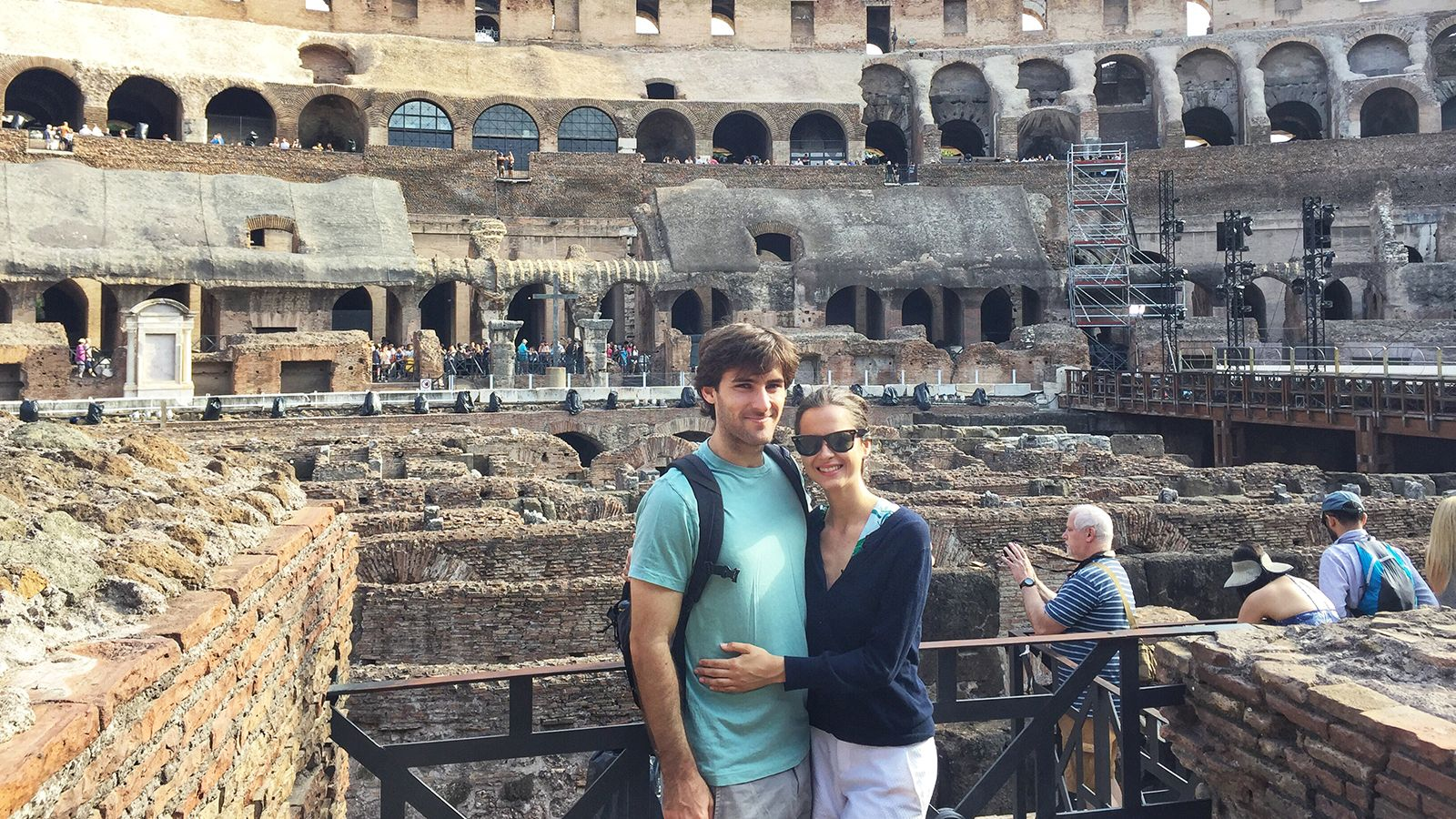 The Stress Free Way This Engaged Couple Combined Finances