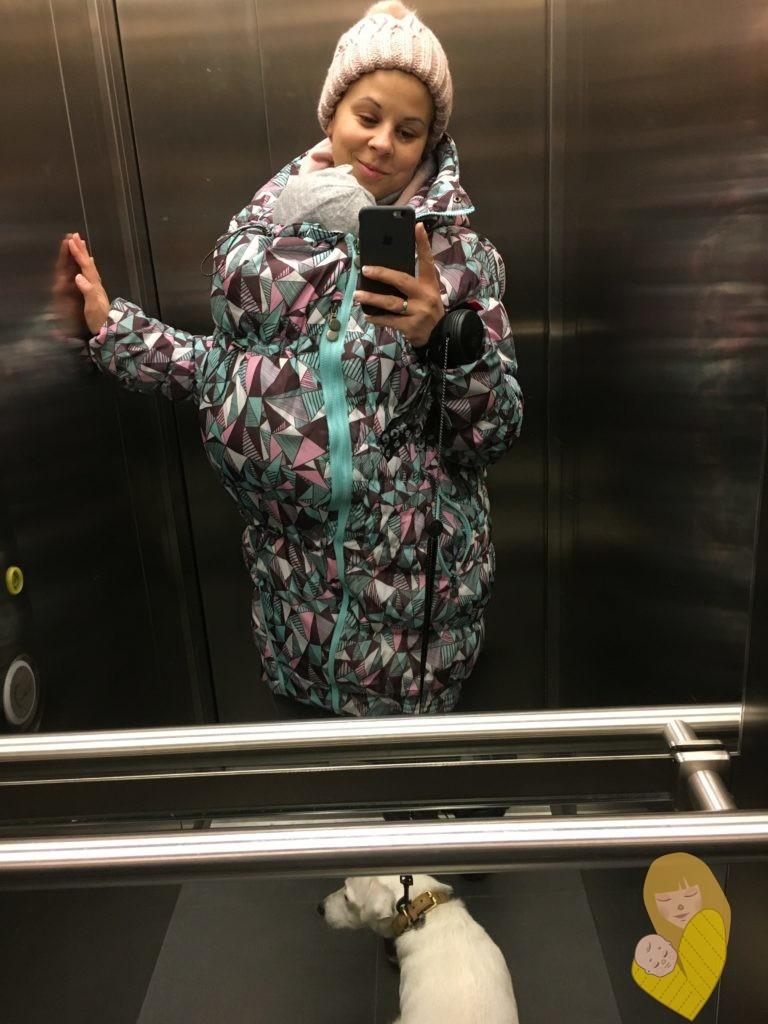 i love mum iceland babywearing jacket nosi me