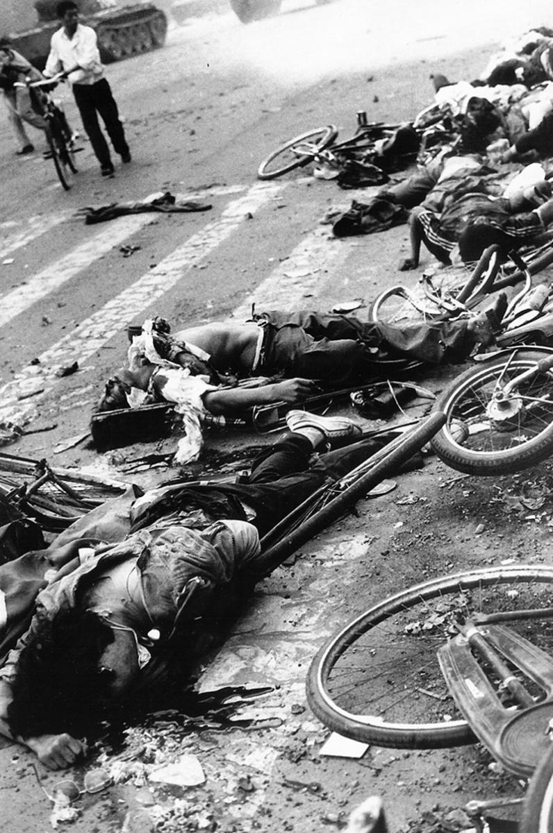 Massacre De La Place Tian'anmen : massacre, place, tian'anmen, Place, Tiananmen,, Minutes, D'apocalypse, Photos