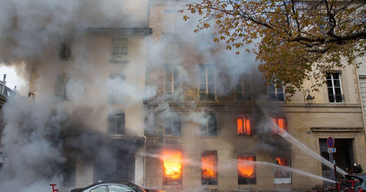 Paris Les Ex Locaux De La Clbre Librairie La Hune