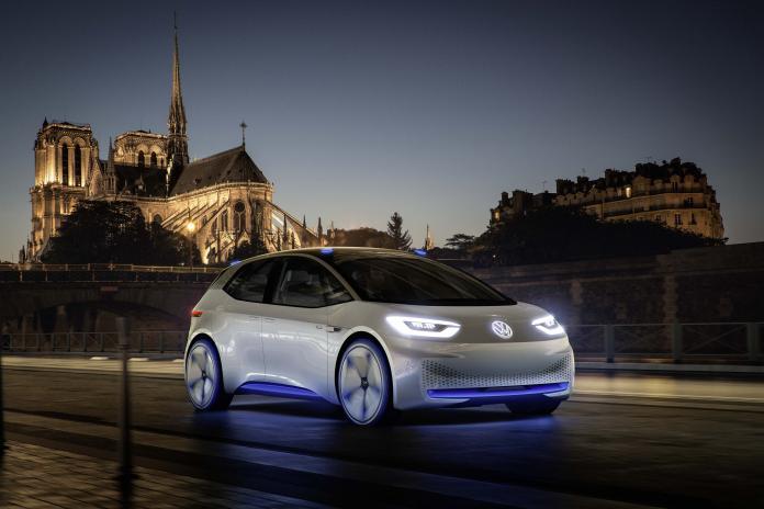 福斯電動車要來了嗎 首款移動式快速概念充電站現身 | 生活 | NOWnews 今日新聞
