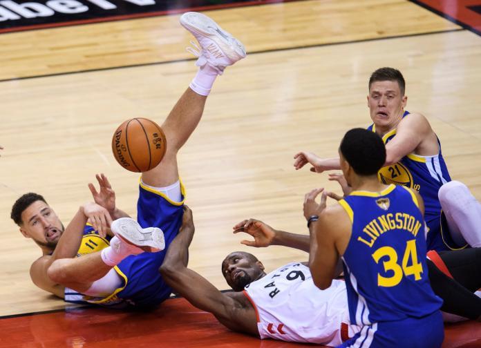 NBA/檢查報告出爐 第三戰K湯只有一半機率上場   運動   NOWnews ...