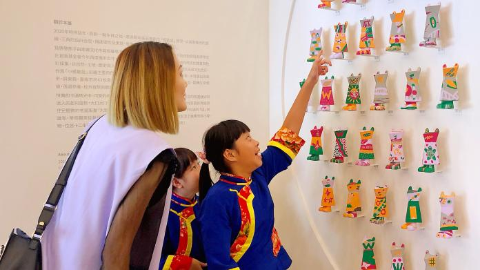 高美館「感動鼠」兒童暨青少年彩繪 在地感動「鼠」不完 | 生活 | NOWnews 今日新聞