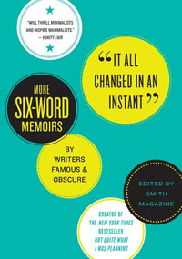 Book Cover of 'Six-Word Memoirs'