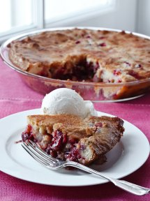 Barefoot Contessa's Apple Cake Cranberry