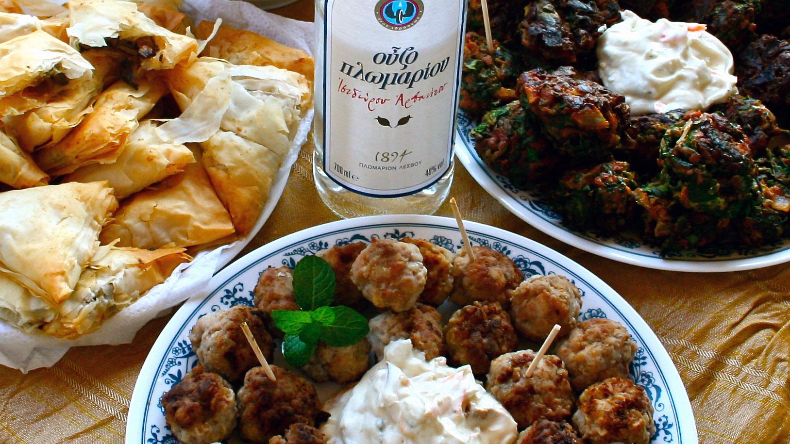 Greek Food Close Me