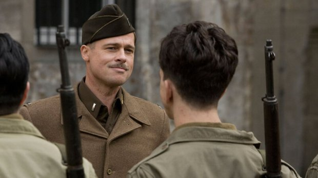 Movie Review - Inglourious Basterds - Off To War, Brandishing ...