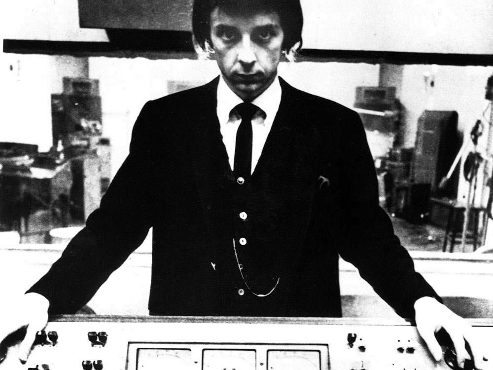 Movie Review  The Agony and the Ecstasy of Phil Spector  NPR