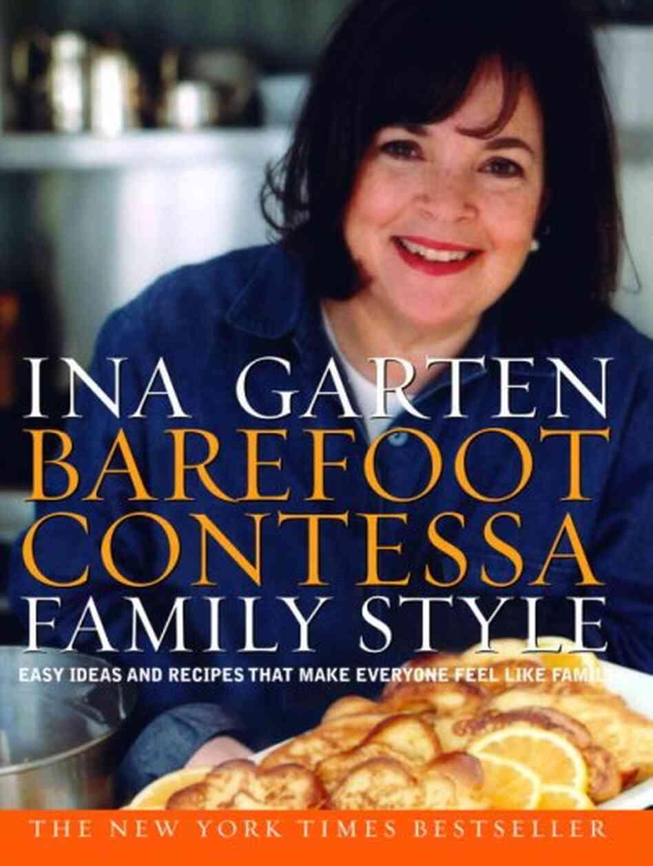 Ina Garten Barefoot Contessa Cookbook
