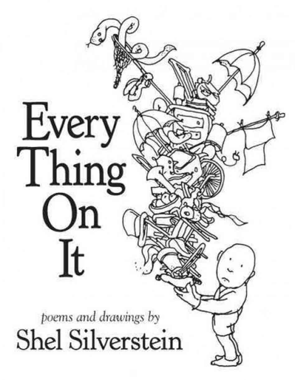 Shel Silverstein's Poems Live On In 'Every Thing' : NPR