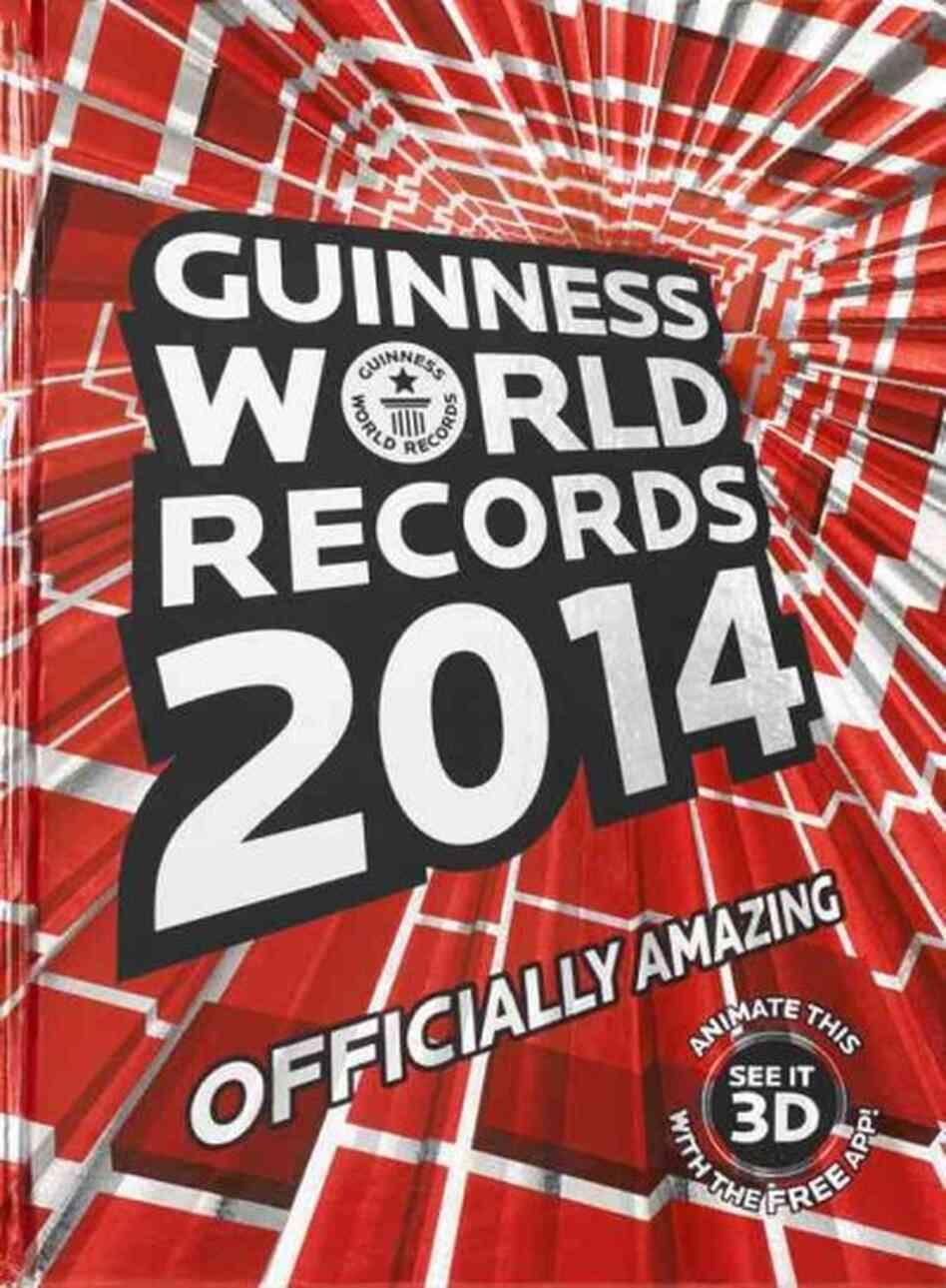 Guinness World Records 2014 : NPR