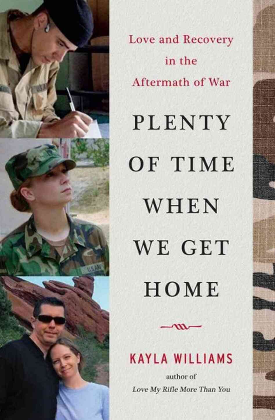 For Military Couples. It's A Long Recovery 'When We Get Home' : NPR