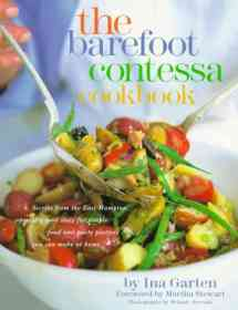 Ina Garten Barefoot Contessa Cookbook