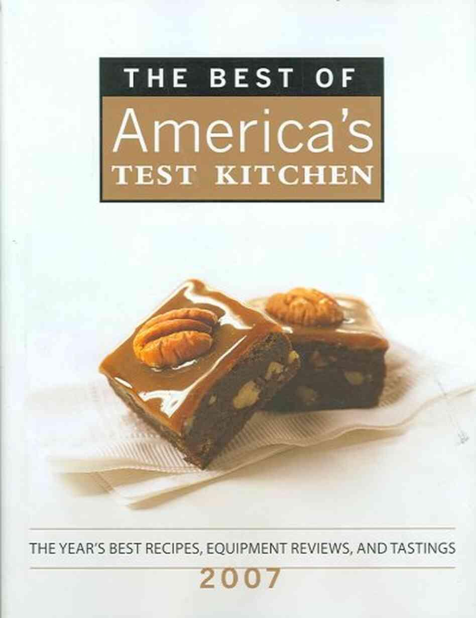 Americas Test Kitchen  NPR