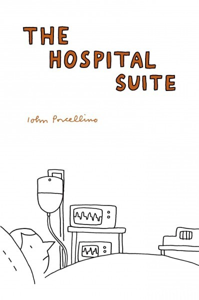 Book Review: 'Hospital Suite,' By John Porcellino : NPR