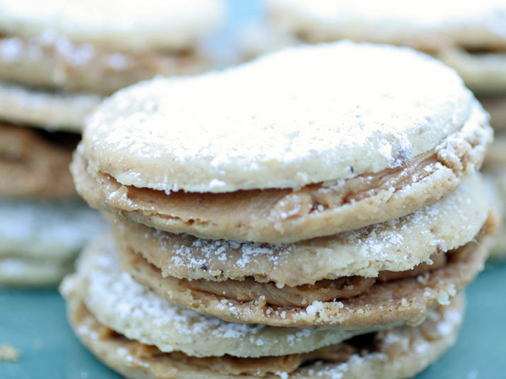 Goat Cheese  Alfajores