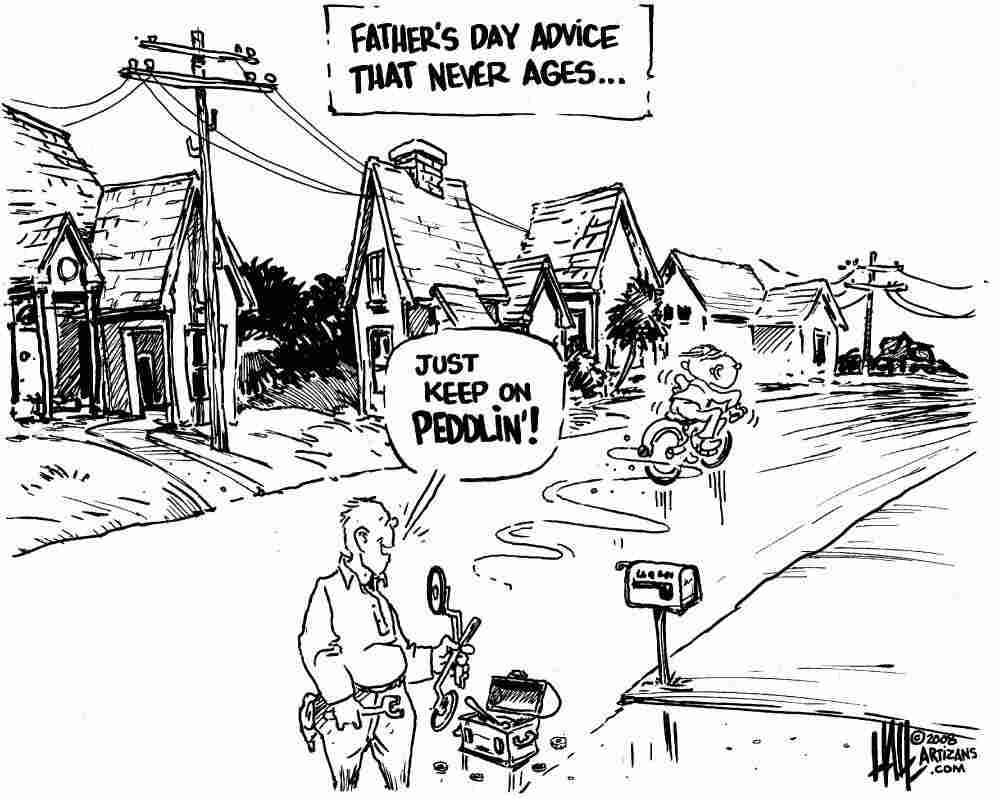 Double Take 'Toons: Happy Fathers Day 2011 : NPR