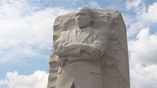 Behind King Memorial One Frats Long Battle  NPR