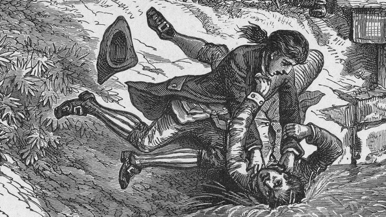 Kee Facts An American Rebellion Sparked By Tough Times Npr