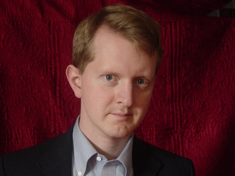 "Ken Jennings won 74 consecutive games on Jeopardy! ""It's a minor form of celebrity,"" he tells Fresh Air's Dave Davies."