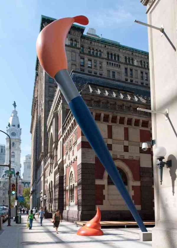 Pop Art Master Oldenburg Unveils Big Idea Npr